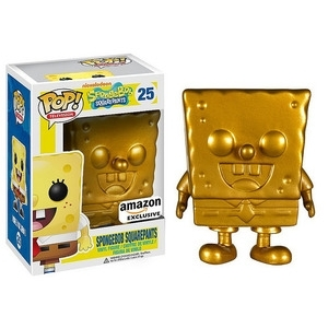 Spongebob Squarepants – Gold Amazon Exclusive #25