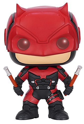 Marvel: Daredevil Red Suit #120