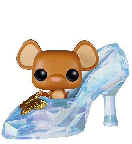 Disney: Cinderella – Gus Gus In Glass Slipper #139