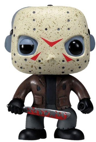 Movies: Friday the 13th –  Jason Voorhees #01