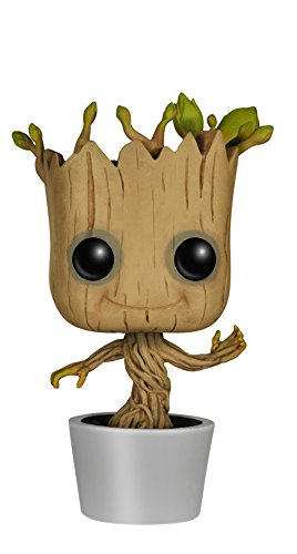 Marvel's Guardians Of The Galaxy – Dancing Groot #65 (Bobblehead)