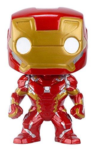 Marvel: Captain America 3 Civil War- Iron Man #126