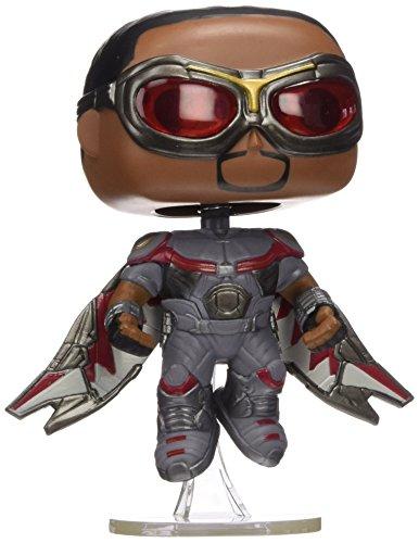 Marvel: Civil War – Falcon (Bobblehead) #127