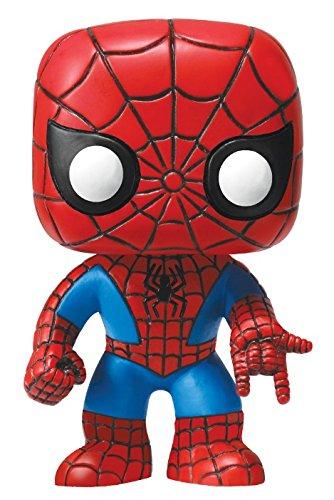 Movies: Marvel Universe –  Spiderman (Bobblehead) #03