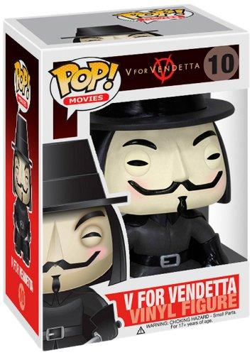 Movies: V for Vendetta – V #10 (Vaulted)