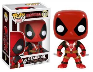 Marvel: Deadpool – Deadpool with swords  #111