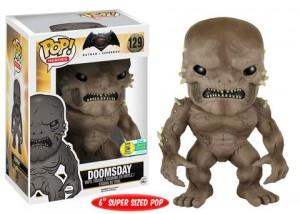 Movies: Batman Vs Superman – Doomsday 6″ San Diego Comic Con Exclusive #129