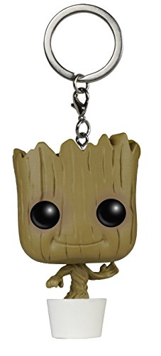 POP! Keychain : Guardians of the Galaxy – Dancing Groot