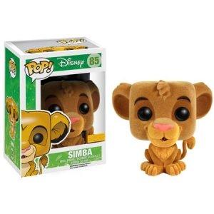 Movies: The Lion King: Simba Flocked #85