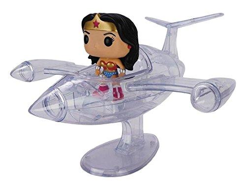 POP! Rides: DC – Wonder Woman Invisible Jet #16