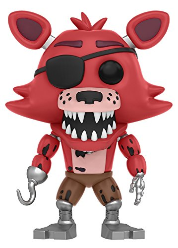 Games: Five Nights at Freddy's – Foxy the Pirate #109