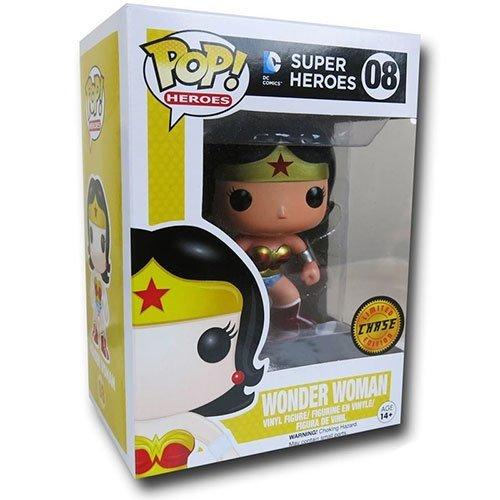 DC: Metallic Chase Wonder Woman #08