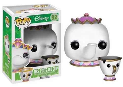 Disney: Beauty And The Beast – Mrs Potts & Chip #92