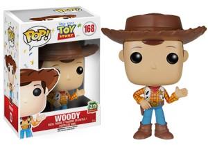 Disney:  Toy Story – Woody #168