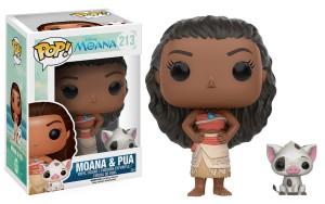 Disney: Moana & Pua  #213